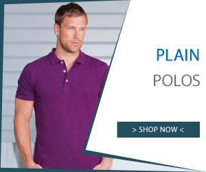Plain Polos