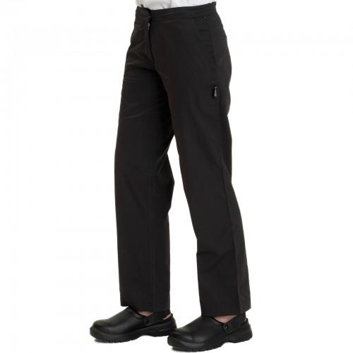 Dennys Women's Black Trousers