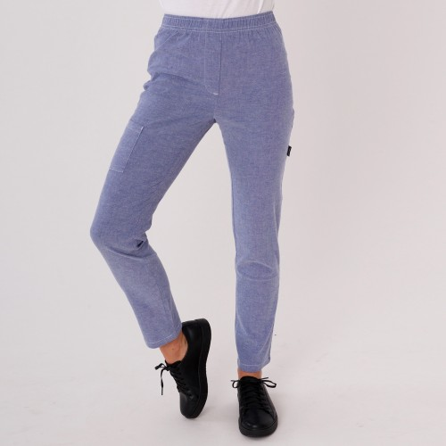 Le Chef Ladies' Stretch Trousers