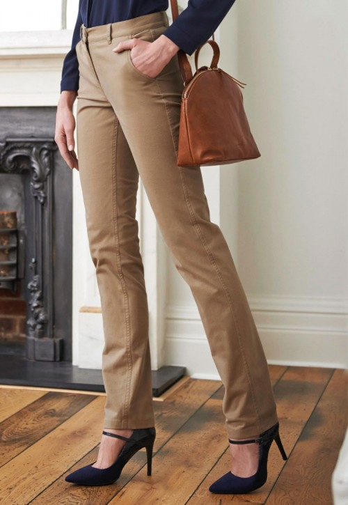 Houston Slim Leg Chinos