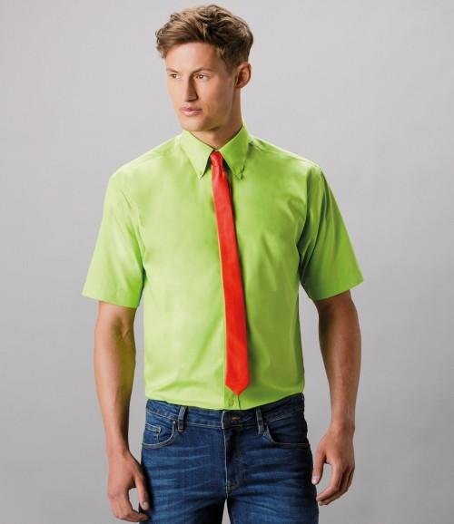 Kustom Kit Short Sleeve Workforce Shirt