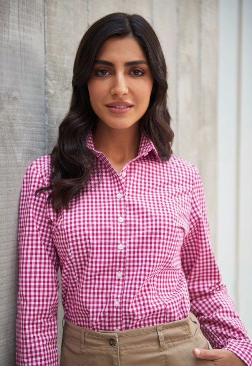 Kansas Gingham Shirt