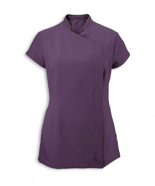 Women's Asymmetrical Zip Tunic