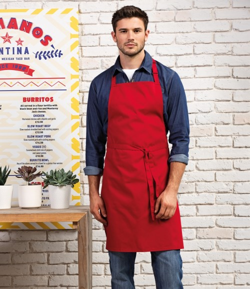 Premier 'Colours' Bib Apron