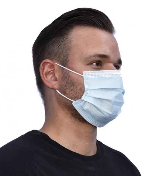 Regatta Type I 3-Ply Disposable Face Mask