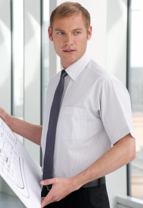 Roccella Short Sleeve Stripe Shirt