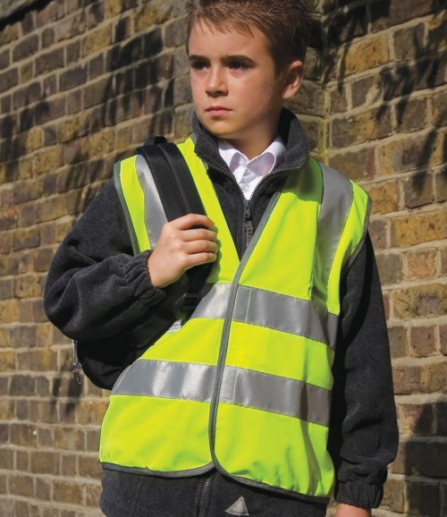 Result Kids Safety Hi-Vis Vest