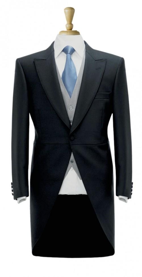 Herringbone Tailcoat