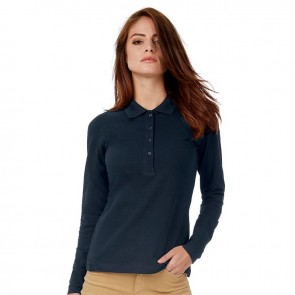 B&C Safran pure long sleeve /women