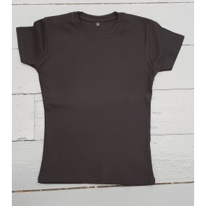 Continental Clothing Ladies Black T Shirt