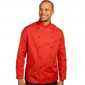 Dennys Technicolour Long Sleeve Chef Jacket