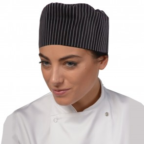 Le Chef Skull Caps in Woven Designs