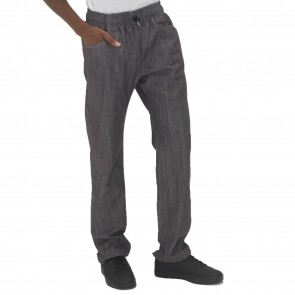 Le Chef Prep Denim Trousers