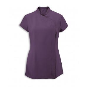 Women's Asymmetrical Zip Tunic