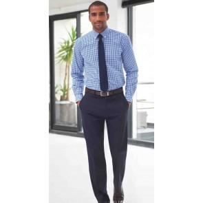 Phoenix Tailored Fit Pindot Trouser
