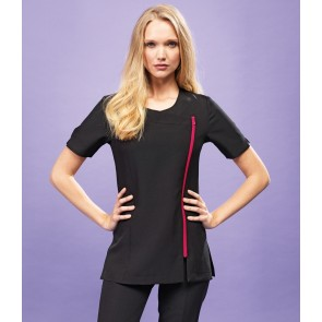 Premier Ladies Camellia Short Sleeve Tunic
