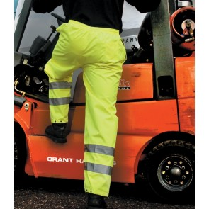 Result Hi-Vis Trousers