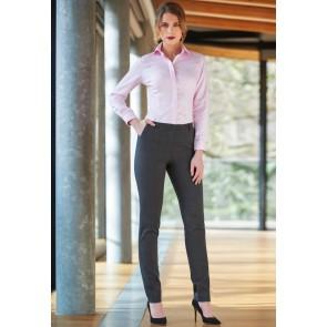 Torino Slim Leg Check Trouser